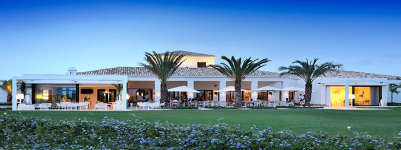 La Colinas Golf Clubhouse