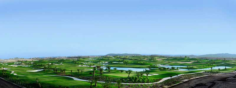 Golf courses around the Torrevieja area